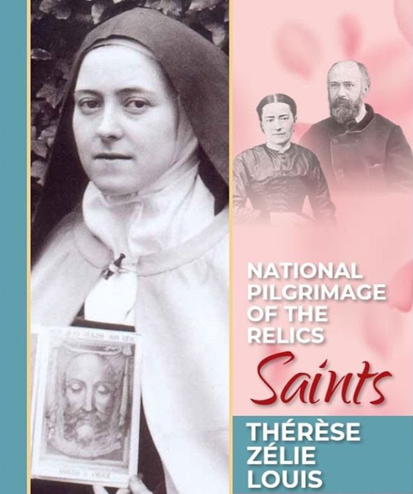 Milperra St Joseph St Therese Relics